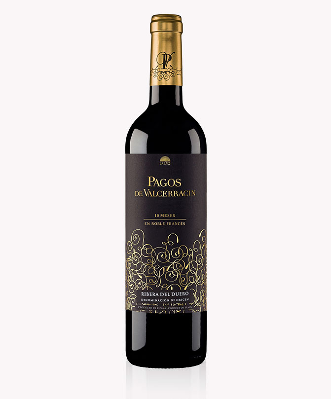 Vinos roble Pagos de Valcerracín - Ribera del Duero