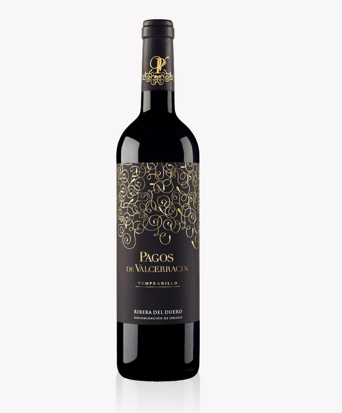 Vinos Pagos de Valcerracín - Ribera del Duero